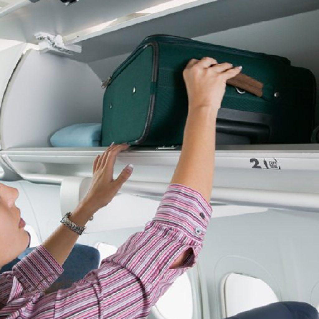 Разрешенный вес багажа в самолете
