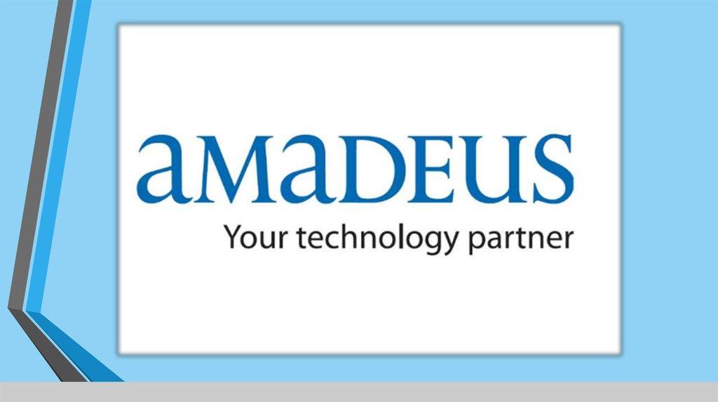 Система бронирования Amadeus
