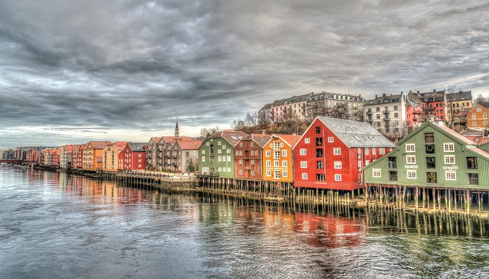 Тронхейм, Норвегия