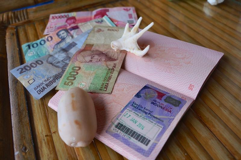 Туристическая виза в Индонезию по прилету