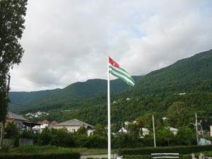 В Абхазию не нужна виза и загранпаспорт