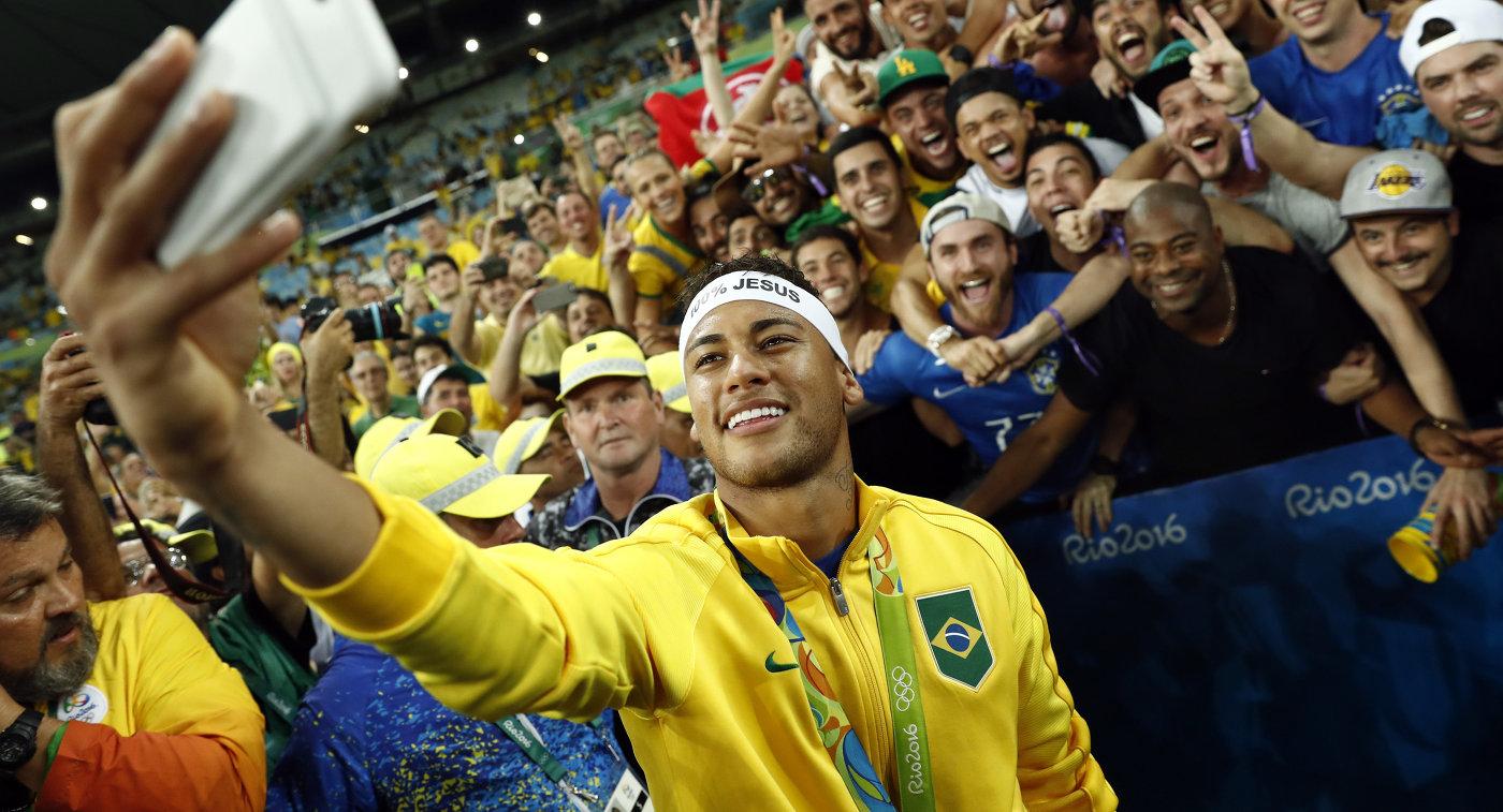 В Бразилии стоит посетить футбольный матч