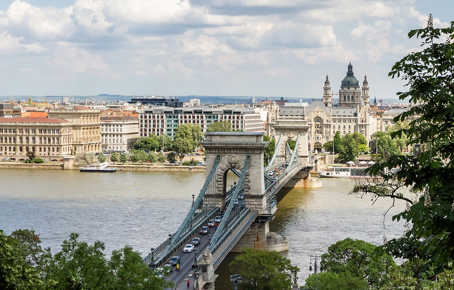 Венгрия. Будапешт