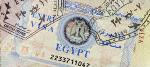 Въездная туристическая виза в Египет
