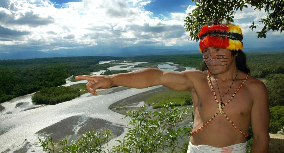 Эквадор – удивительное место, в котором сохранились древняя культура и традиции местного населения