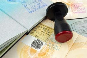 На какой срок выдается виза?