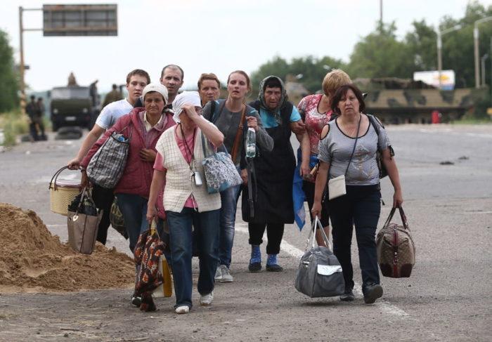 Претендовать на статус беженца можно при наличии каких-либо оснований для этого. Для украинцев, как и для остальных иностранцев, таким основанием может быть угроза личной безопасности
