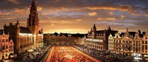Бельгия (Королевство Бельгия) – маленькая западноевропейская страна