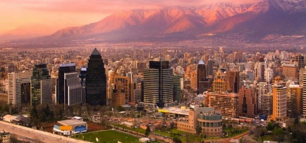 Столица Чили, Сантьяго, была основана испанцами в 16 веке