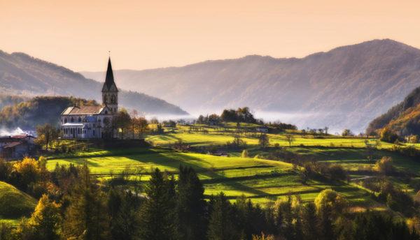 Республика Словения — государство на юге Центральной Европы