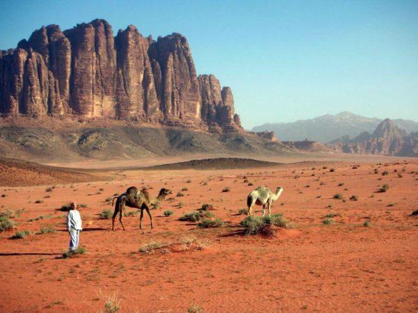 Нужна ли в Иорданию виза