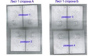 Ксерокопии каждой страницы заграничного паспорта