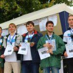 Участники конкурсов и соревнований