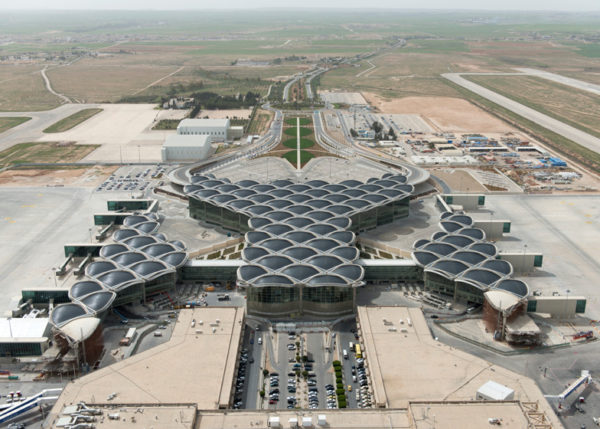Queen Alia International Airport, Amman, Jordan