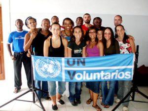 «Волонтеры ООН»