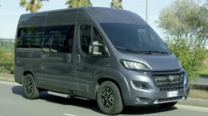 Водители транспортных средств вместимостью менее 8 мест
