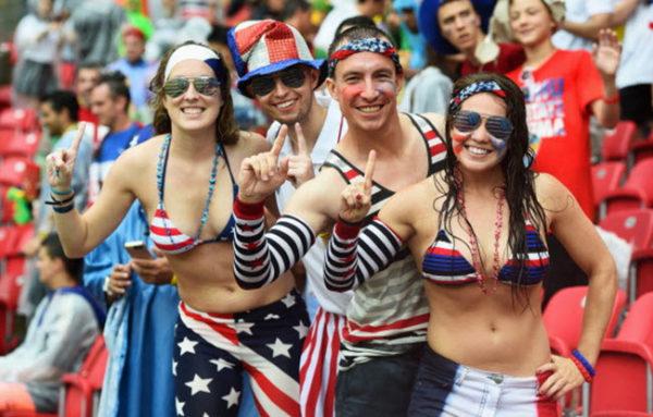 Америка - страна многонациональная