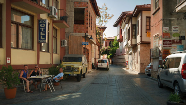 Анталья, старый город (Калеичи)