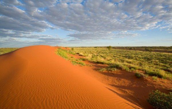 Австралия – самый сухой населенный континент на Земле
