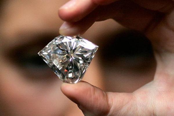 Бельгия является также и мировым алмазным центром