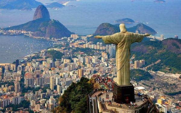 Безвизовый режим в Бразилии