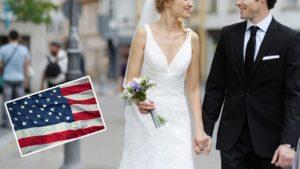 Брак с американцем