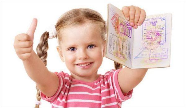 Детская виза в Таиланд
