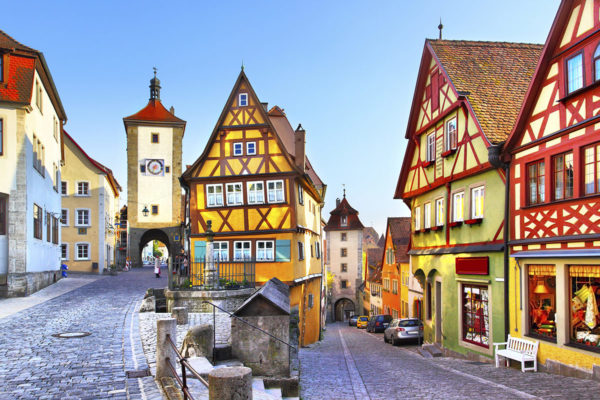 Германия, Европа