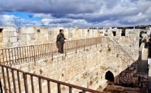Иерусалимская Крепостная Стена