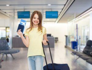 Как ребенку выехать за границу