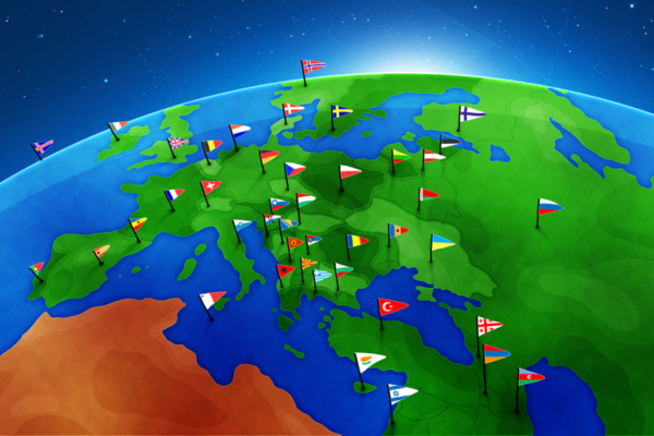Какие страны входят в Европу