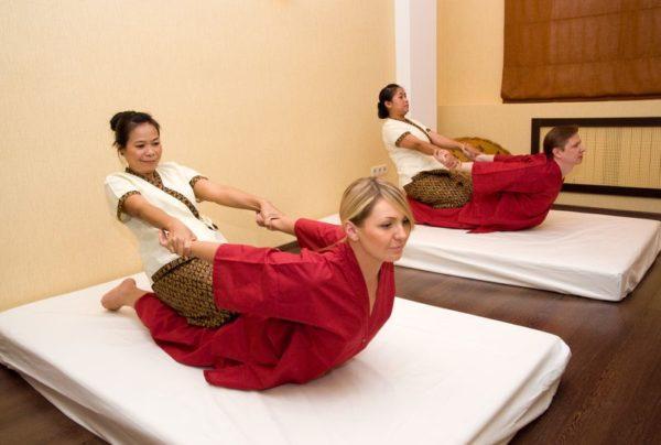Курсы тайского массажа