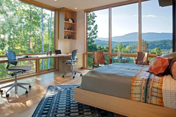 Квартира в Северной Каролине с видом на природу