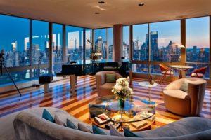 Квартира за $29.5 миллионов в Нью Йорке