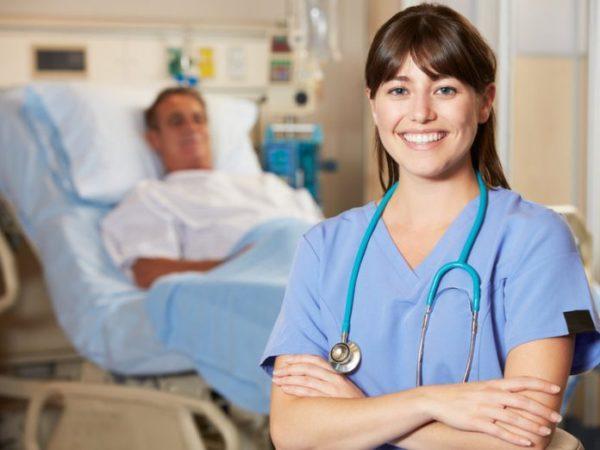 Медсестрам выдается виза Н1-А