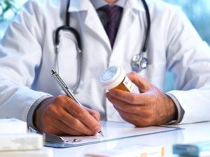 На лекарства у вас должен быть рецепт от врача