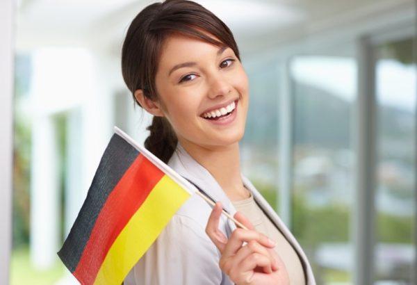 Немецкий язык в Германии