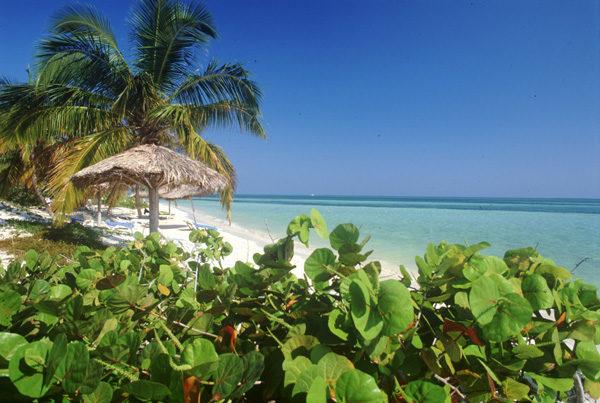 Необычайно красивый остров Кайо-Ларго