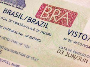 Нужна ли в Бразилию виза