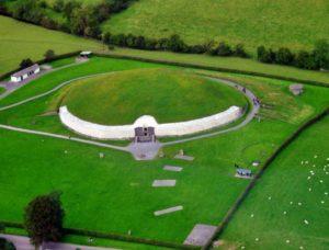 Ньюгрейндж в Ирландии