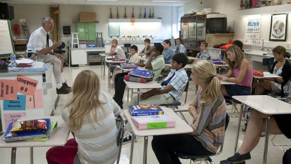 Обучение в средней школе СШАОбучение в средней школе США