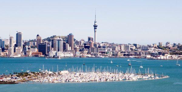 Окленд называют одним из самых удобных и безопасных городов мира