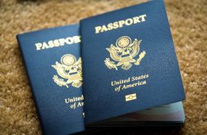 Паспорта США