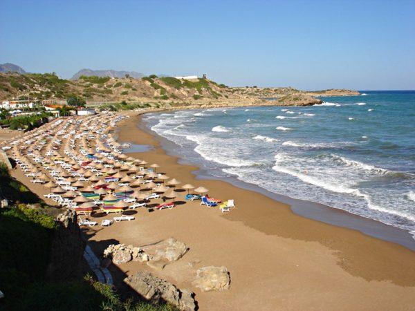 Песчаные пляжи Сиде