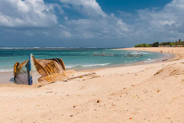 Пляж Нуса-Дуа