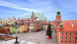 Польша. Варшава