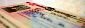Получение визы для въезда на территорию Российской Федерации