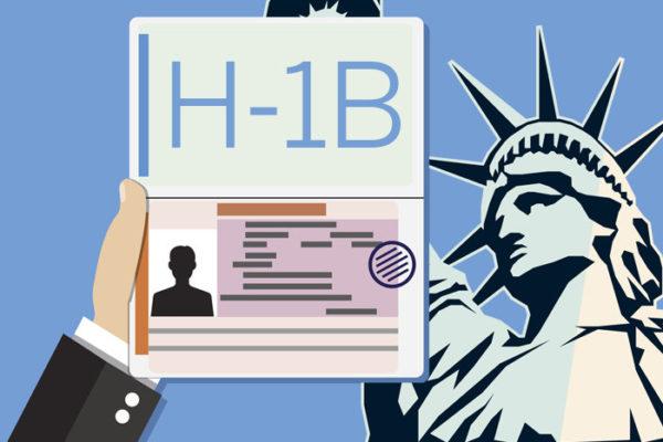 Рабочая виза H-1B