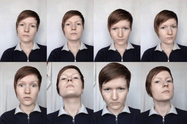 Ракурсы и выражения лица, которые не подходят для фотографии