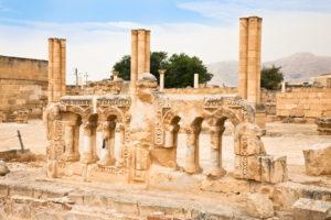 Руины древнего Иерихона